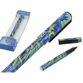 Długopis 13 cm Vincent Van Gogh Irysy