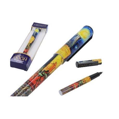 Długopis 13 cm Vincent Van Gogh Taras Kawiarni Nocą