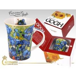 Kubek 350 ml - Van Gogh - Irysy