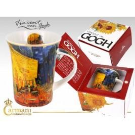 Kubek 350 ml - Vincent Van Gogh Taras kawiarni w nocy