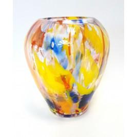 GLASS wazon 33 cm
