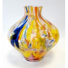 GLASS wazon 25 cm