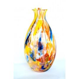 GLASS wazon 35 cm