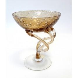 GLASS świecznik (paterka) 15 cm