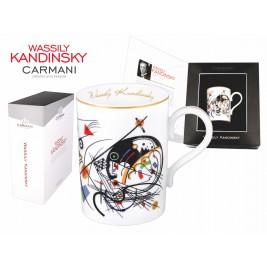 Kubek 400 ml - Wassily Kandinsky. Transverse line