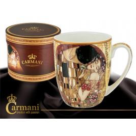 Kubek porcelanowy Camio 400 ml - Gustav Klimt