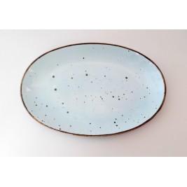 Porcelana Alumina Cottage Sky Półmisek owalny 31 cm