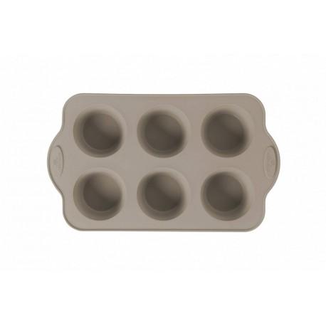 GERLACH forma do pieczenia na muffiny 6szt