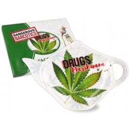 Teabag - Marijuana Cannabis-Sativia 11,5x7,5