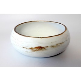 Porcelana Alumina Nostalgia White Salaterka Organic 16 cm