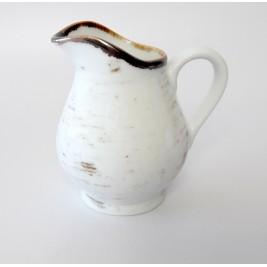 Porcelana Alumina Nostalgia White Mlecznik 250 ml