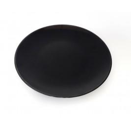 Porcelana Alumina Cottage Black Talerz płytki 28 cm