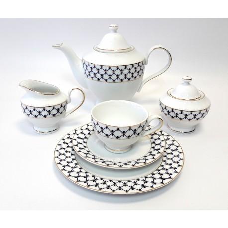 BOGUCICE SWIETŁANA Serwis kawowo-herbaciany dla 6 osób
