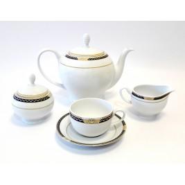 BOGUCICE ALBERTA Serwis kawowo-herbaciany dla 12 osób
