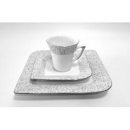 BOGUCICE MARIA Zestaw kawowo-herbaciany dla 6 osób 12 elementów