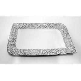 BOGUCICE MARIA Półmisek prostokątny 34,5x22,5 cm