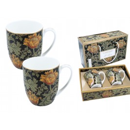 Komplet 2 kubków 450 ml - William Morris