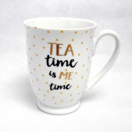 Kubek PM18 300 ml - Tea Time Porcelana Bogucice