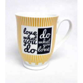 Kubek PM18 300 ml - Love Porcelana Bogucice