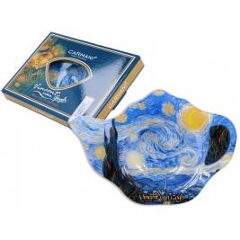 Teabag Vincent Van Gogh - Gwiaździsta noc 13.8x9.4