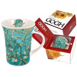 Kubek 350 ml - Van Gogh  Kwitnący Migdałowiec