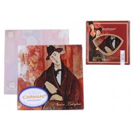 Talerz dekoracyjny Amedeo Modigliani Mario Varvogli
