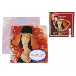 Talerz dekoracyjny Amedeo Modigliani Kobieta w kapeluszu