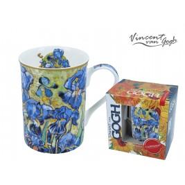 Kubek Classic New 400 ml - Vincent Van Gogh Irysy