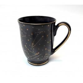Kubek PM18 300 ml Zodiak Black Porcelana Bogucice