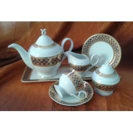 Serwis do herbaty Florencja