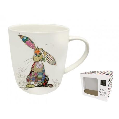 Kubek - Bug Art - Bunny