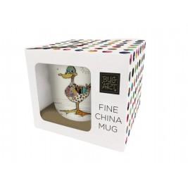 Kubek 450 ml - Bug Art - Dotty Duck Porcelana Łódź