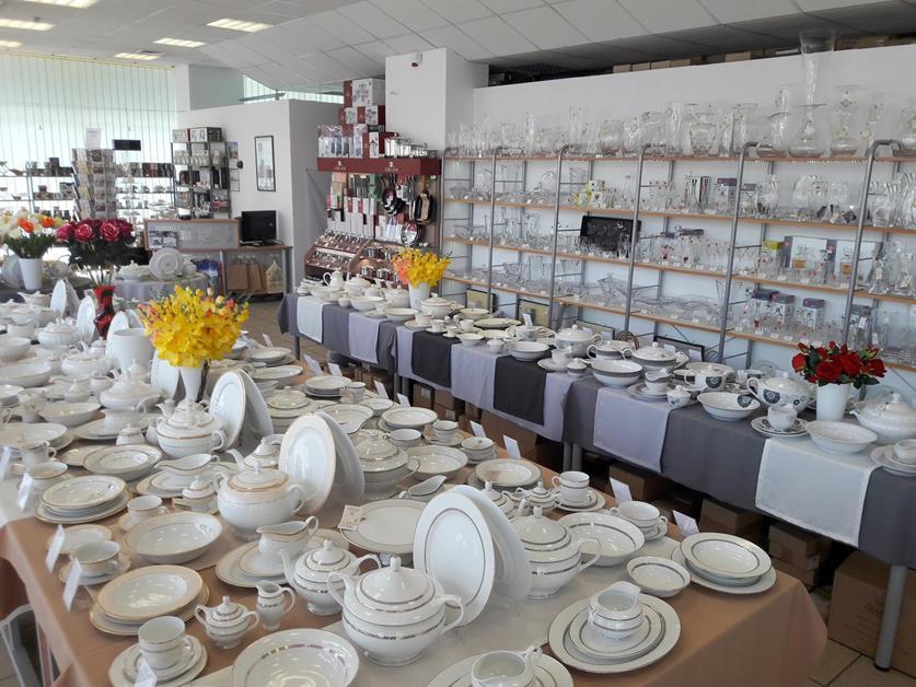 Porcelana Łódź